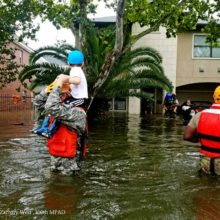Hurricane Harvey: Important Numbers, Links, and How To Help