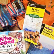 Packing and Prepping for Big Bend